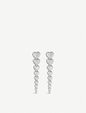 LINKS OF LONDON Endless Love sterling silver earring