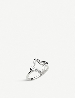 LINKS OF LONDON Splendour sterling silver star ring