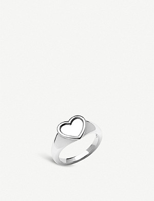 LINKS OF LONDON Endless Love sterling silver signet ring