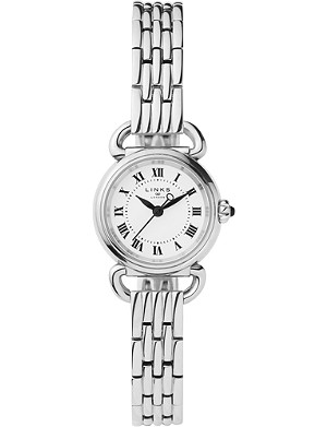LINKS OF LONDON 6010.2172 Driver Mini stainless steel watch