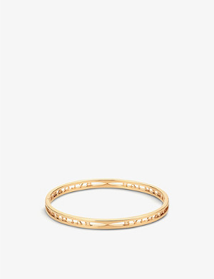 BVLGARI B.zero1 18ct yellow-gold bracelet