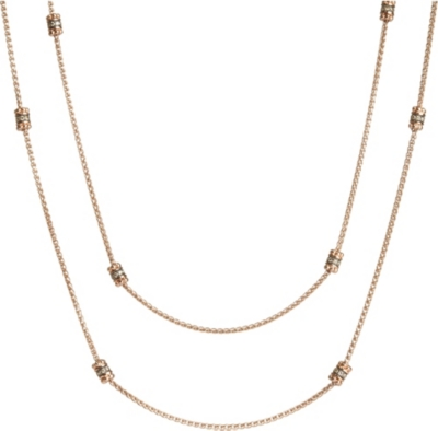 ANNOUSHKA Alchemy 18ct rose-gold and diamond necklace