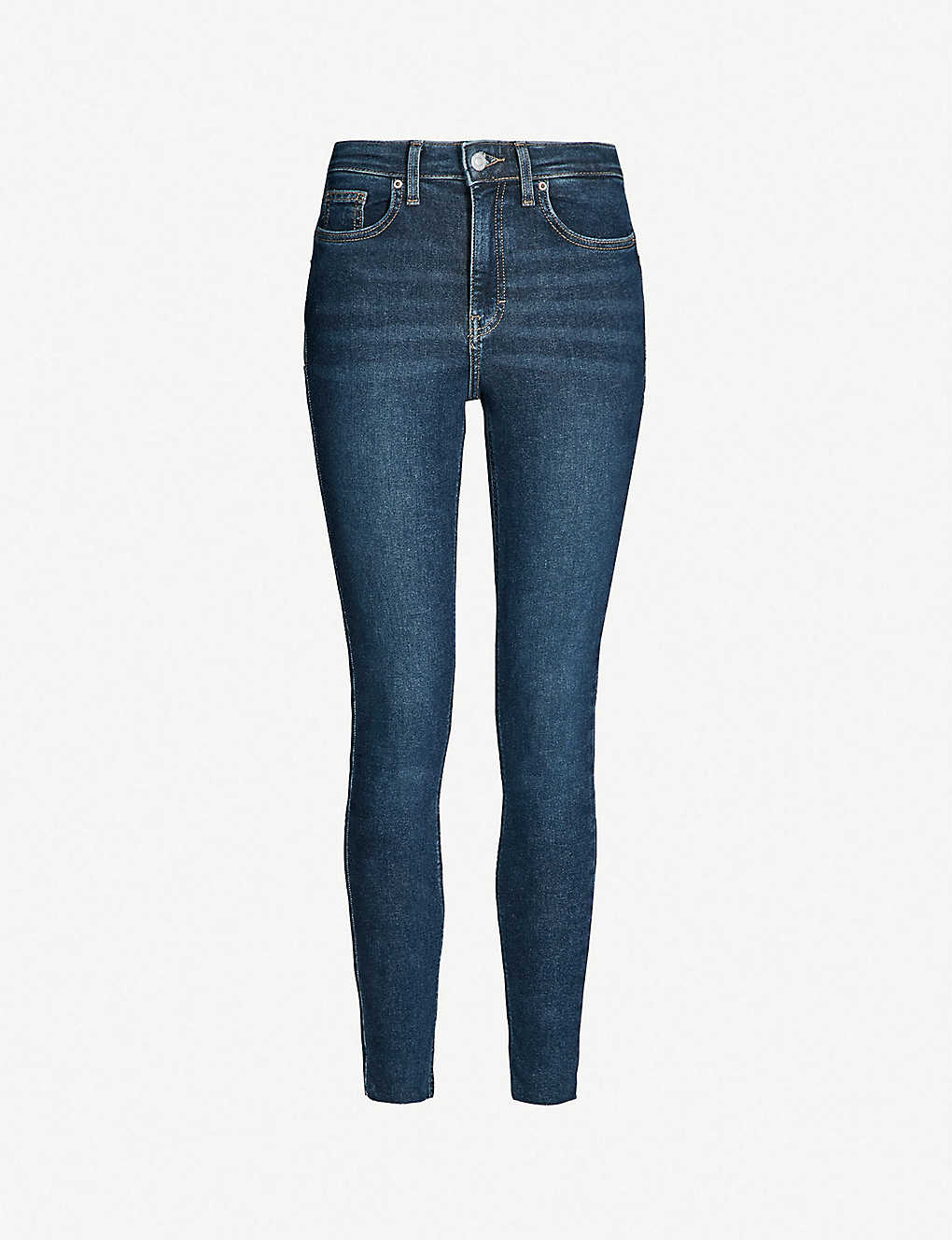 TOPSHOP: Topshop Stretch-Denim Jeans