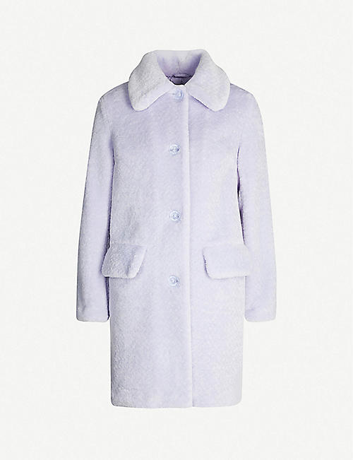 b831e7a51080 Faux fur & shearling - Coats - Coats & jackets - Clothing - Womens ...