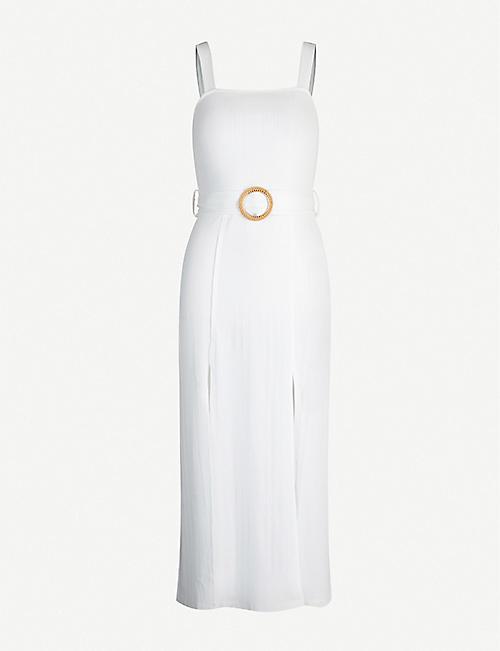 Frank Topshop Wrap Mini Skirt Women's Clothing