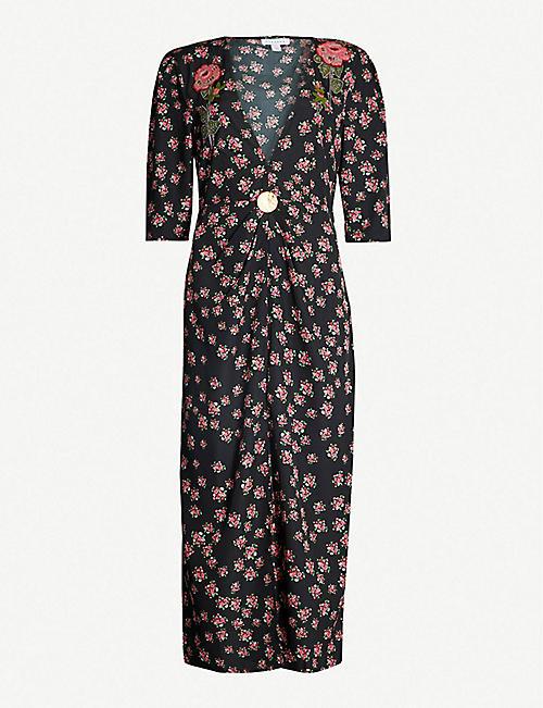 bbec4beb4a0 TOPSHOP - Dresses - Clothing - Womens - Selfridges
