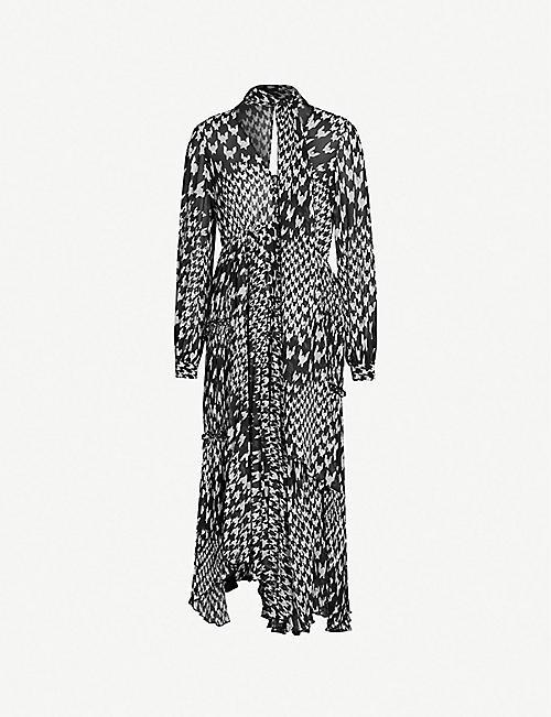 Topshop Dresses Clothing Womens Selfridges Shop Online
