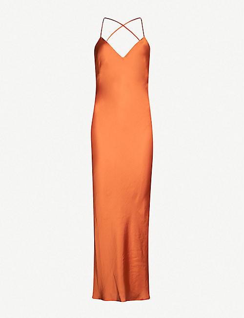 793de365 TOPSHOP - Dresses - Clothing - Womens - Selfridges | Shop Online