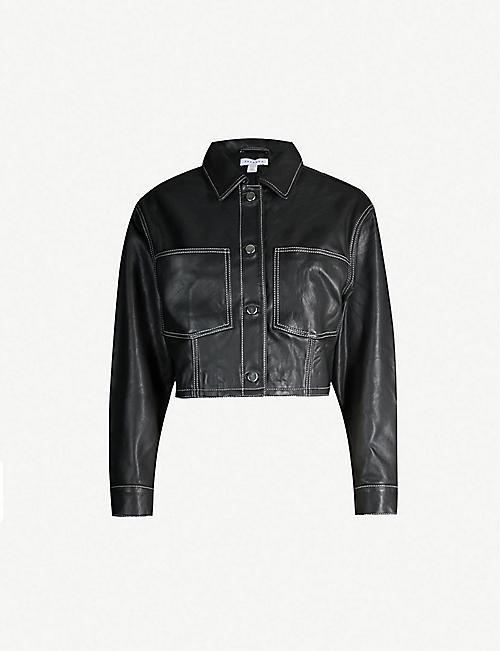 fb496c1b3a2 TOPSHOP - Coats   jackets - Clothing - Womens - Selfridges