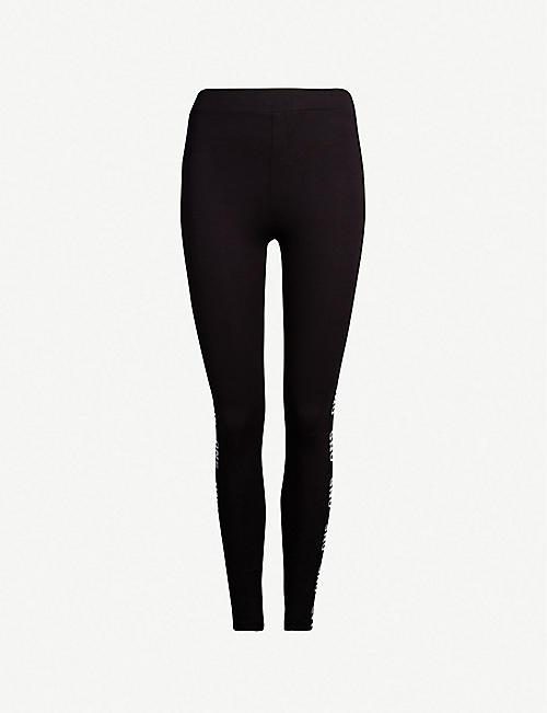 e1d385c9ab TOPSHOP - Leggings - Trousers - Clothing - Womens - Selfridges ...