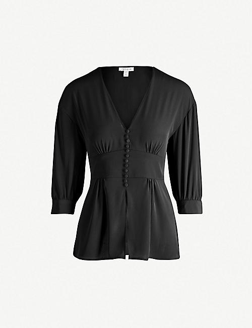 9e8a75222fd365 TOPSHOP - Tops - Clothing - Womens - Selfridges