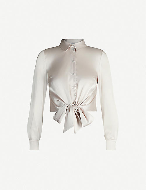 216fe08a6 TOPSHOP - Tops - Clothing - Womens - Selfridges | Shop Online