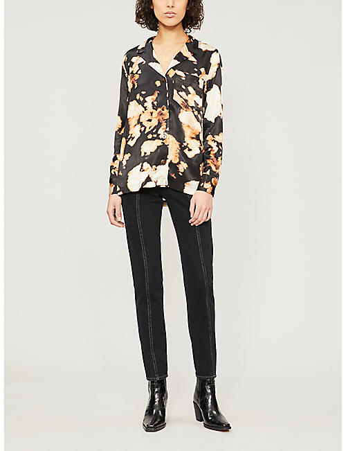 fb19433abaee TOPSHOP - Shirts & blouses - Tops - Clothing - Womens - Selfridges ...