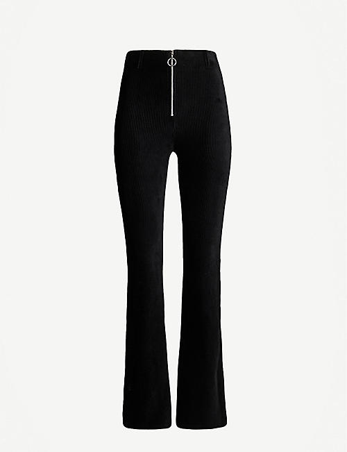 big sale quality hoard as a rare commodity TOPSHOP - Trousers - Clothing - Womens - Selfridges   Shop ...