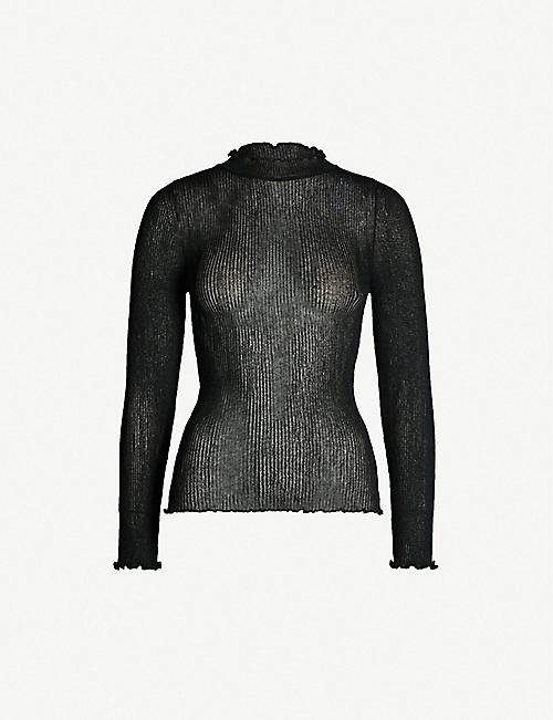 352ac4e8fa5a93 TOPSHOP - Tops - Clothing - Womens - Selfridges