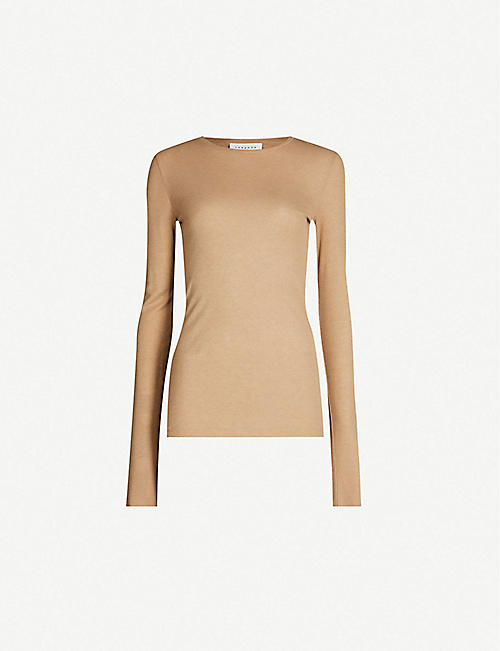 69914b4dbb2 TOPSHOP - Tops - Clothing - Womens - Selfridges | Shop Online