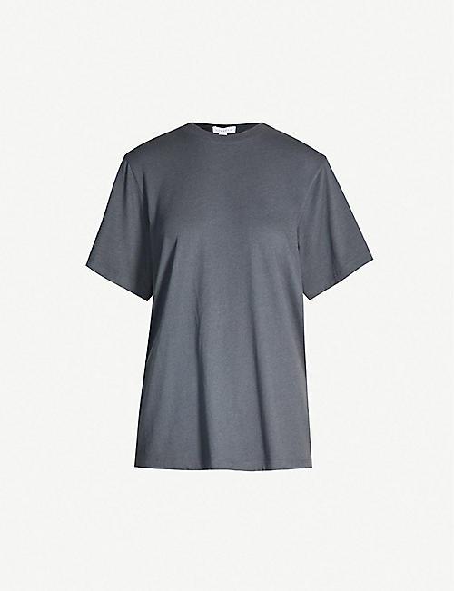 a04bebc3856f TOPSHOP - T-shirts   Vests - Tops - Clothing - Womens - Selfridges ...
