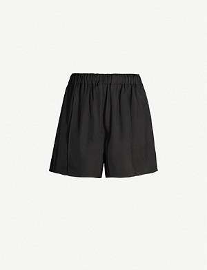 TOPSHOP Boutique woven running shorts