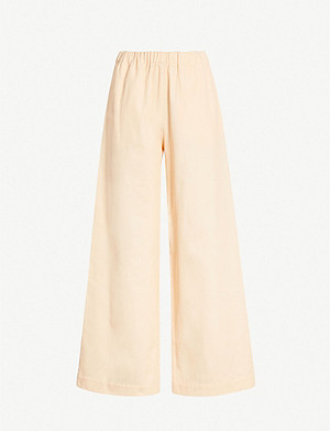 TOPSHOP Wide-leg trousers