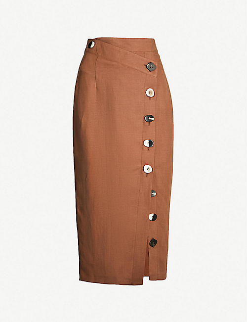 50d2d2b700 TOPSHOP - Skirts - Clothing - Womens - Selfridges | Shop Online