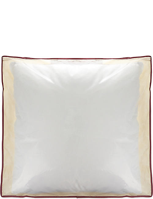 BRINKHAUS Duck feather & down square pillow