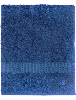 YVES DELORME ?toile cotton guest towel