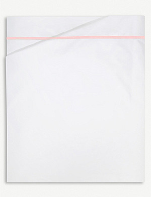 YVES DELORME Athena cotton duvet cover