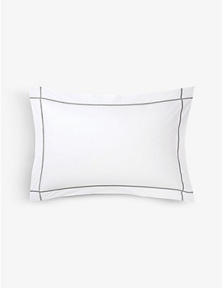 YVES DELORME: Athena pillowcase 50x75cm