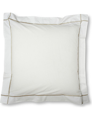 YVES DELORME Athena square pillowcase 65x65cm