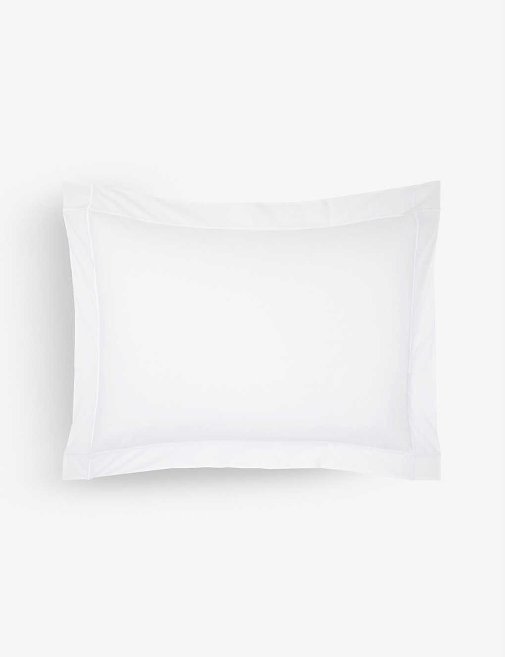 YVES DELORME: Athena double pillowcase 50x75cm
