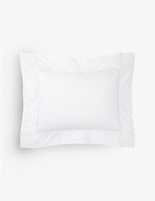 YVES DELORME: Athena king size pillowcase 65x65cm