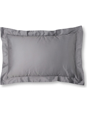 YVES DELORME Triomphe cotton pillowcase