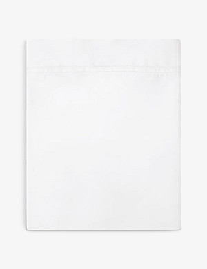 YVES DELORME Triomphe cotton flat sheet
