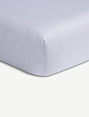 BOSS Volumn cotton fitted sheet