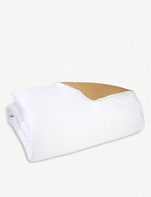 BOSS Bridge cotton sateen duvet cover range