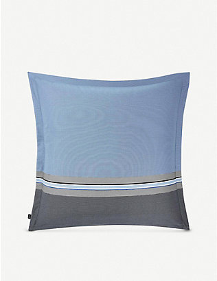 BOSS: Paddy cotton square pillow case 50cm x 75cm