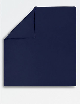 KENZO: Iconic egyptian cotton duvet cover