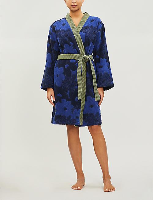 02909b570a6e5 KENZO KJackie cotton dressing gown range