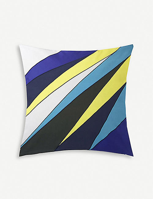 KENZO KHyper cotton cushion cover
