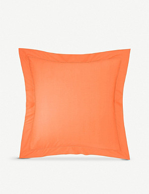 OLIVIER DESFORGES Alcove cotton square pillowcase 65 x 65cm