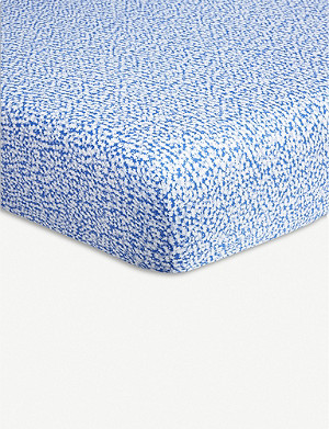 BOSS Belvedere cotton super king fitted sheet