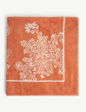 YVES DELORME Apparat cotton bath mat 55cm x 80cm
