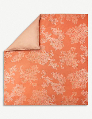 YVES DELORME Apparat cotton sateen duvet cover range