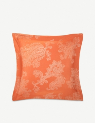 YVES DELORME Apparat oxford cotton pillowcase 65cm x 65cm