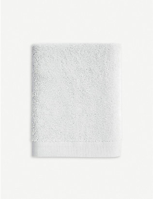 YVES DELORME: Étoile cotton bath towel 140cm x 70cm