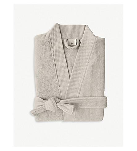 ... YVES DELORME Astreena cotton-blend bathrobe (Pierre. PreviousNext a7120dc8c