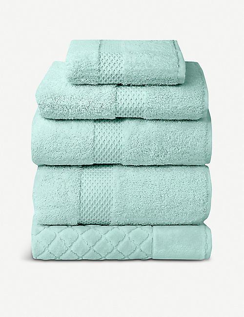 YVES DELORME Étoile cotton blend bath towel 70 x 140 cm 3a6f7d8a6