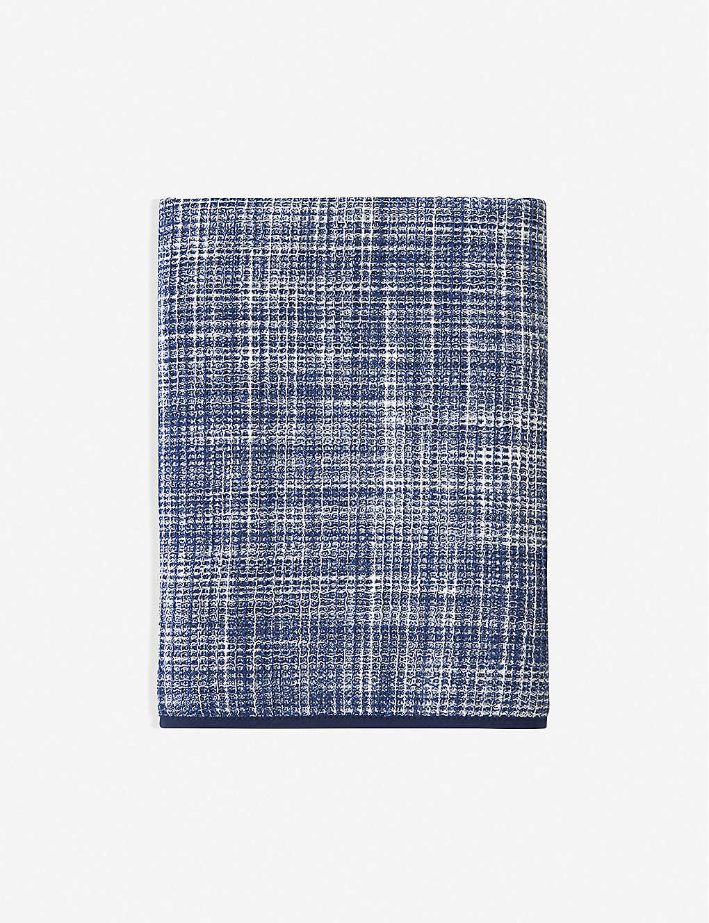 YVES DELORME: Leo cotton bath towel 70cm x 140cm