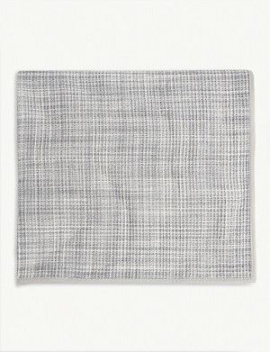YVES DELORME Leo cotton bath towel 45cm x 70cm