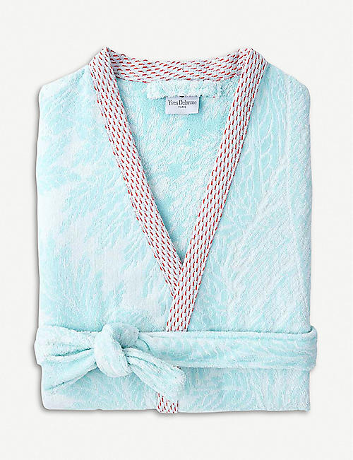 50951c8ede YVES DELORME Sources kimono bath robe. Quick view Wish list